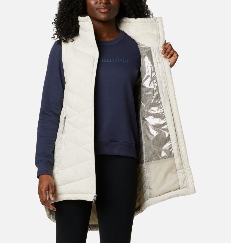 Heavenly™ Long Vest | 191 | XS Women's Heavenly™ Long Vest, Chalk, a3