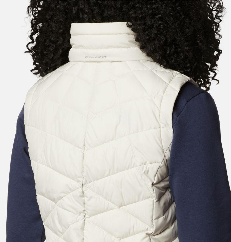 Heavenly™ Long Vest | 191 | XS Women's Heavenly™ Long Vest, Chalk, a4