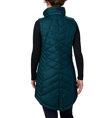 Women's Heavenly™ Long Vest Heavenly™ Long Vest   375   XS, Dark Seas, back
