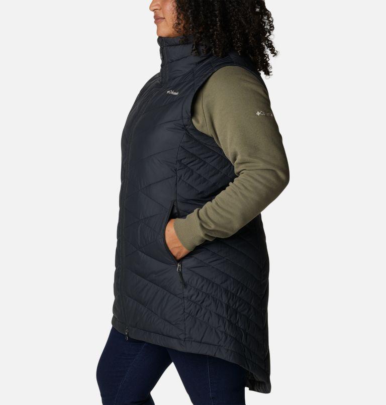 Women's Heavenly Long Vest - Plus Size Women's Heavenly Long Vest - Plus Size, a1