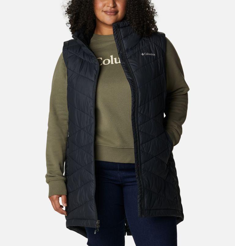 Women's Heavenly Long Vest - Plus Size Women's Heavenly Long Vest - Plus Size, a5