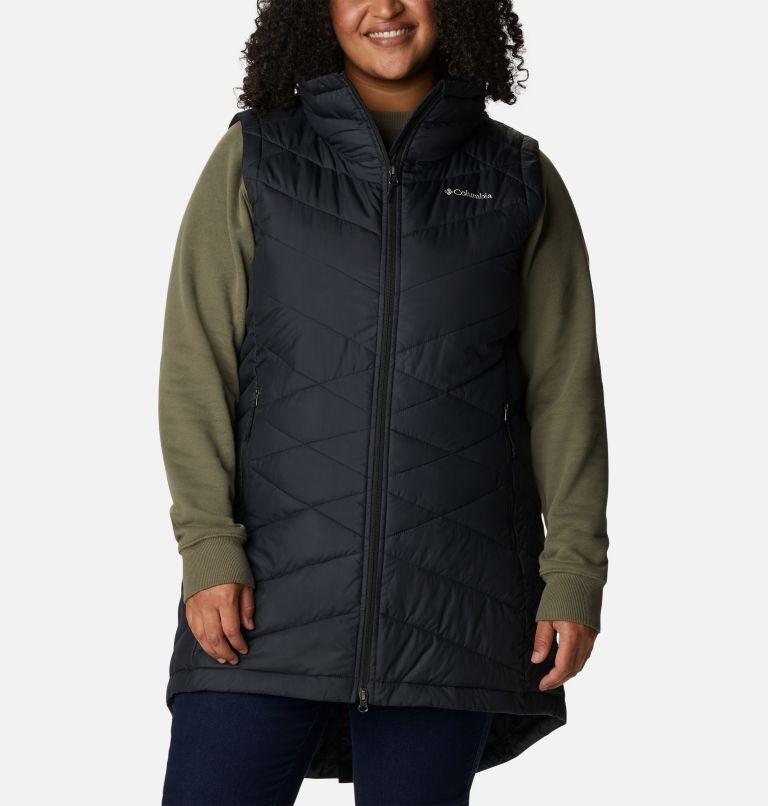 Women's Heavenly Long Vest - Plus Size Women's Heavenly Long Vest - Plus Size, front