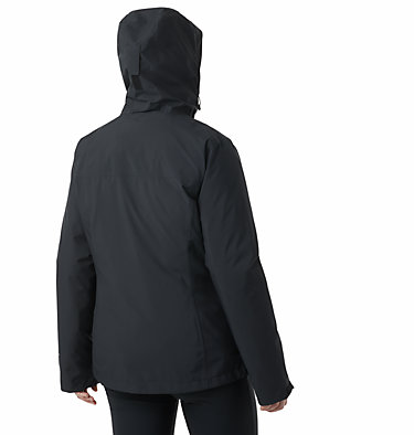 Women's Tolt Track Interchange Jacket Tolt Track™ Interchange Jacket | 032 | XL, Black, back