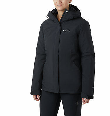 Women's Tolt Track Interchange Jacket Tolt Track™ Interchange Jacket | 032 | XL, Black, front
