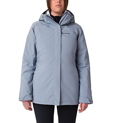 Women's Tolt Track Interchange Jacket Tolt Track™ Interchange Jacket | 032 | XL, Tradewinds Grey, front