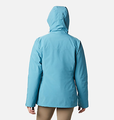 Women's Tolt Track Interchange Jacket Tolt Track™ Interchange Jacket | 032 | XL, Canyon Blue, back