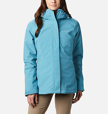 Women's Tolt Track Interchange Jacket Tolt Track™ Interchange Jacket | 032 | XL, Canyon Blue, front