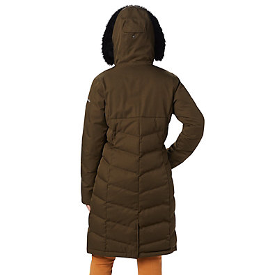 Hillsdale Parka für Damen Hillsdale™ Parka | 319 | S, Olive Green Heather, back