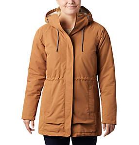 Manteau doublé de Sherpa South Canyon™ pour femme
