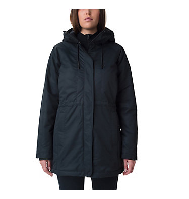 Veste Doublée De Polaire South Canyon Femme , front