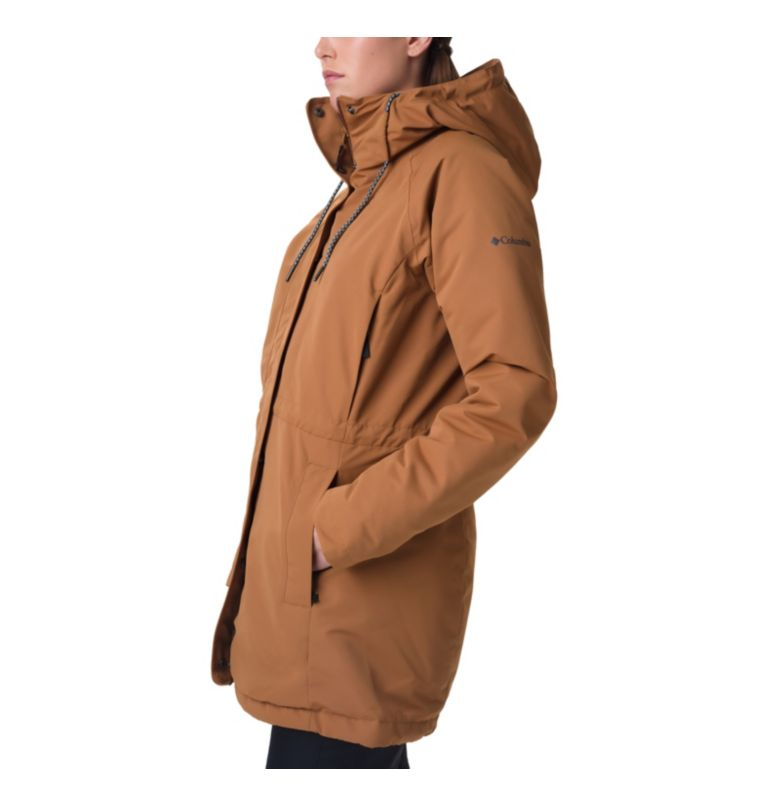 South Canyon™ Sherpa Lined Jac | 224 | XS Veste Doublée De Polaire South Canyon Femme, Camel Brown, a1