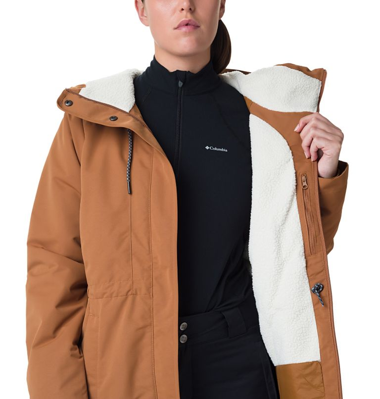 South Canyon™ Sherpa Lined Jac | 224 | XS Veste Doublée De Polaire South Canyon Femme, Camel Brown, a2