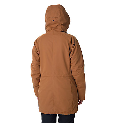 Women's South Canyon Sherpa Lined Jacket South Canyon™ Sherpa Lined Jac | 224 | L, Camel Brown, back