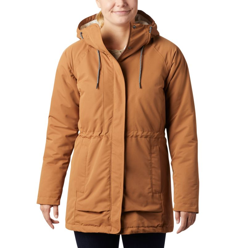 South Canyon™ Sherpa Lined Jac | 224 | L Veste Doublée De Polaire South Canyon Femme, Camel Brown