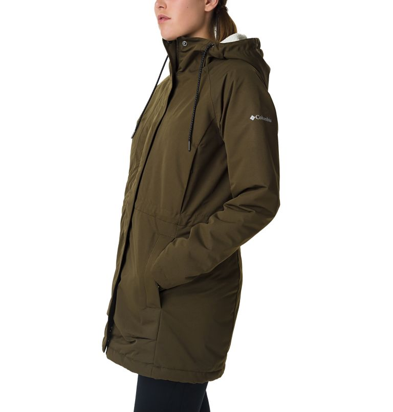 Women's South Canyon Sherpa Lined Jacket Women's South Canyon Sherpa Lined Jacket, a1