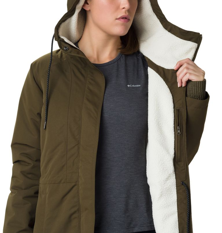 Women's South Canyon Sherpa Lined Jacket Women's South Canyon Sherpa Lined Jacket, a2