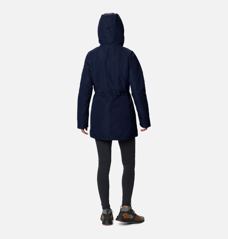 South Canyon™ Sherpa Lined Jacket | 472 | XS Veste Doublée De Polaire South Canyon Femme, Dark Nocturnal, back