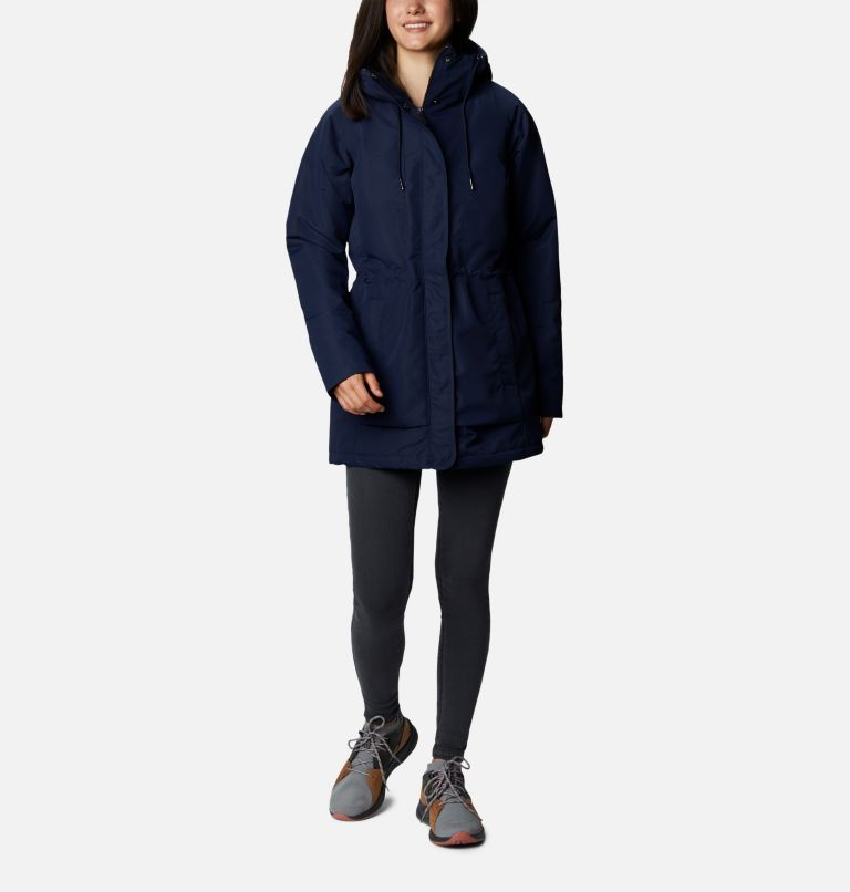 South Canyon™ Sherpa Lined Jacket | 472 | L Veste Doublée De Polaire South Canyon Femme, Dark Nocturnal, front