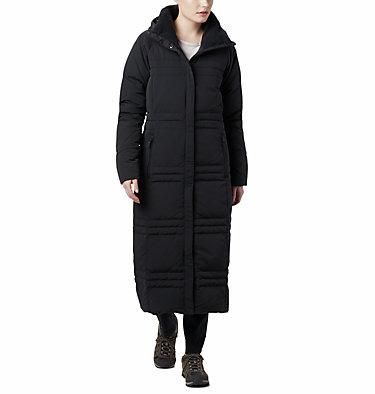 Women's Ruby Falls Down Long Jacket Ruby Falls™ Down Long Jacket | 472 | S, Black, front