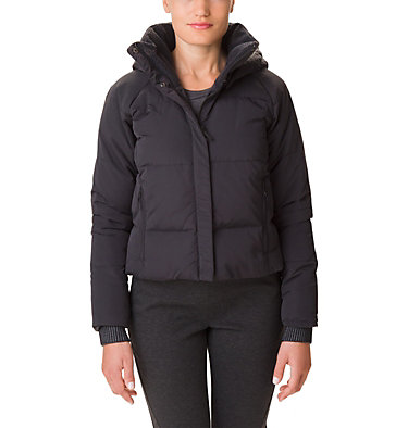 Women's Ruby Falls Down Jacket Ruby Falls™ Down Jacket | 319 | L, Black, front