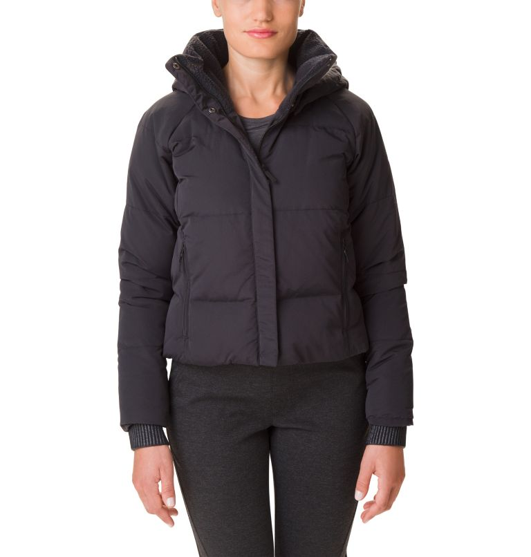 Ruby Falls™ Down Jacket | 010 | S Doudoune Ruby Falls Femme, Black, front
