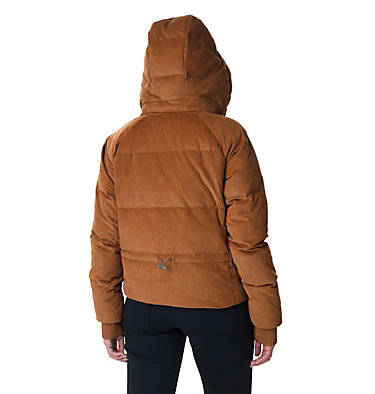 Women's Ruby Falls Down Jacket Ruby Falls™ Down Jacket | 319 | L, Camel Brown Corduroy, back