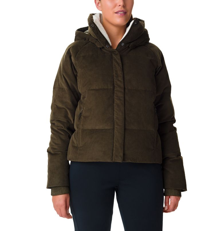 Women's Ruby Falls Down Jacket Women's Ruby Falls Down Jacket, front