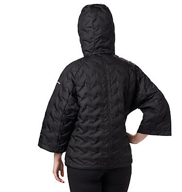Women's Delta Ridge™ Casual Down Jacket Delta Ridge™ Casual Down Jacke | 010 | S, Black, back