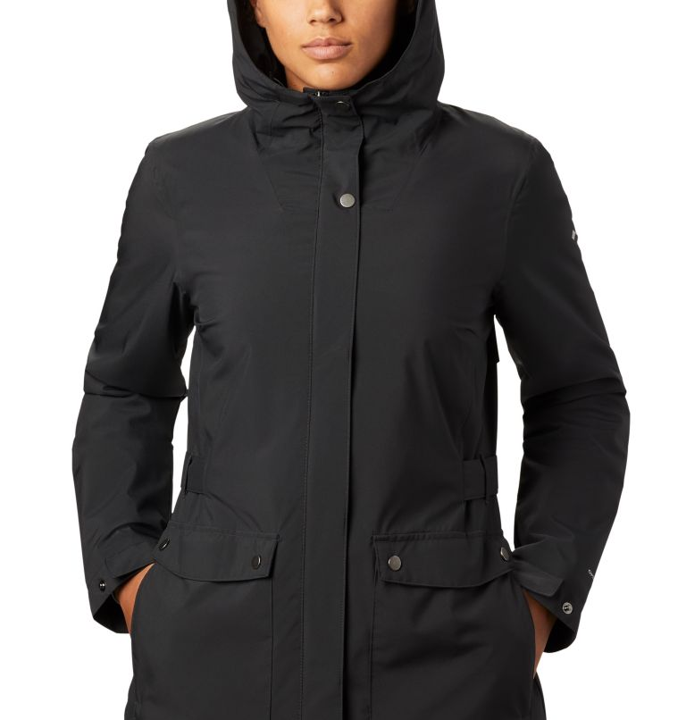 Women's Here and There™ Insulated Trench Jacket Women's Here and There™ Insulated Trench Jacket, a2