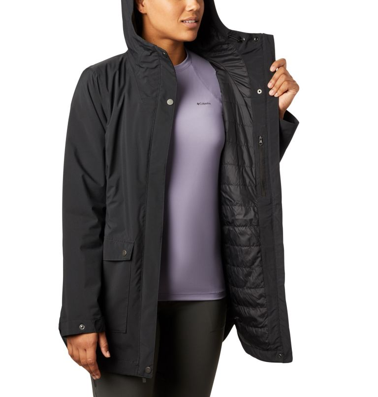 Women's Here and There™ Insulated Trench Jacket Women's Here and There™ Insulated Trench Jacket, a3