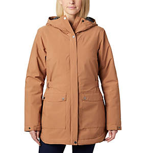 Women's Here and There™ Insulated Trench Jacket