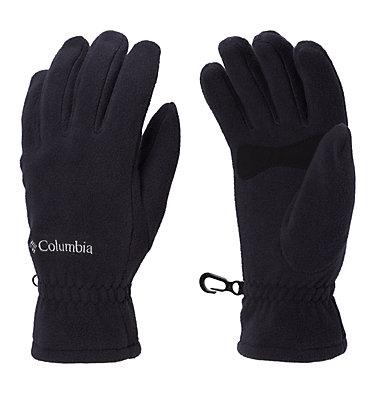 Women's Fast Trek™ Fleece Gloves W Fast Trek™ Glove | 023 | L, Black, front