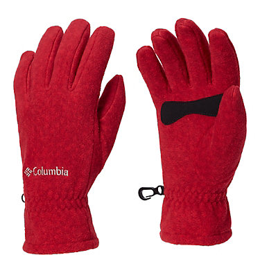 Women's Fast Trek™ Fleece Gloves W Fast Trek™ Glove | 023 | L, Beet Sparkler, front