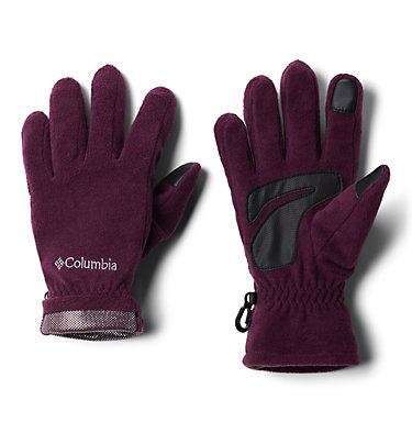 Women's Thermarator™ Omni-Heat™ Fleece Gloves W Thermarator™ Glove | 607 | L, Black Cherry, a1