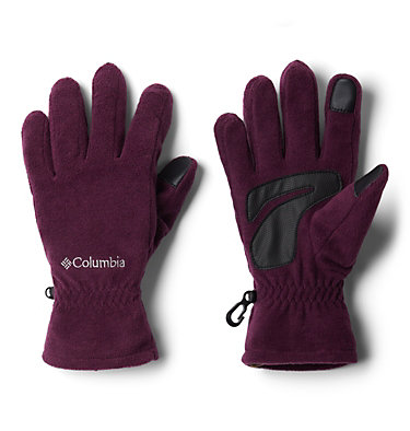 Women's Thermarator™ Omni-Heat™ Fleece Gloves W Thermarator™ Glove | 607 | L, Black Cherry, front