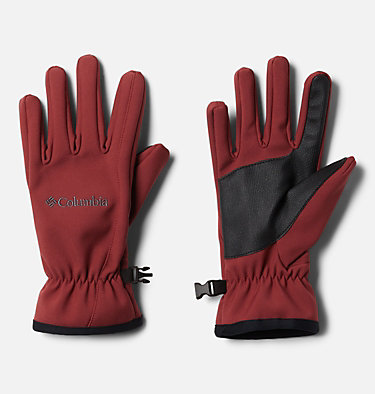 Women's Kruser Ridge™ Softshell Gloves W Kruser Ridge™ Softshell Glove | 619 | L, Marsala Red, front
