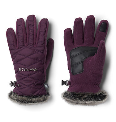Women's Heavenly™ Gloves W Heavenly™ Glove | 671 | L, Black Cherry, front