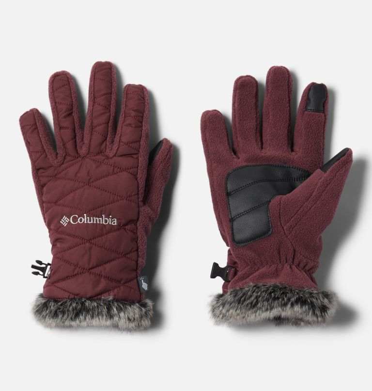 W Heavenly™ Glove | 671 | M Gants Heavenly™ pour femme, Malbec, front