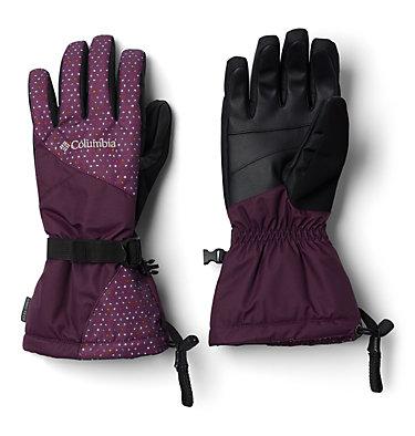 Women's Whirlibird™ Ski Gloves W Whirlibird™ Glove | 010 | L, Black Cherry Sparkler Print, front