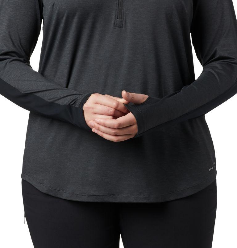 Women's Place to Place™ 1/2 Zip Shirt - Plus Size Women's Place to Place™ 1/2 Zip Shirt - Plus Size, a3