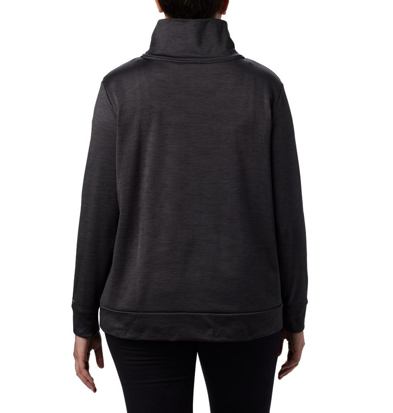Women's Place to Place™ Fleece Pullover - Plus Size Women's Place to Place™ Fleece Pullover - Plus Size, back