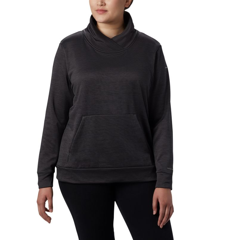 Women's Place to Place™ Fleece Pullover - Plus Size Women's Place to Place™ Fleece Pullover - Plus Size, front