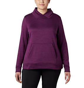 Women's Place to Place™ Fleece Pullover - Plus Size