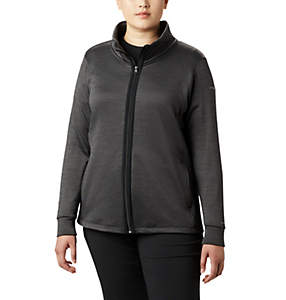 Women's Place to Place™ Fleece Full Zip Fleece - Plus Size