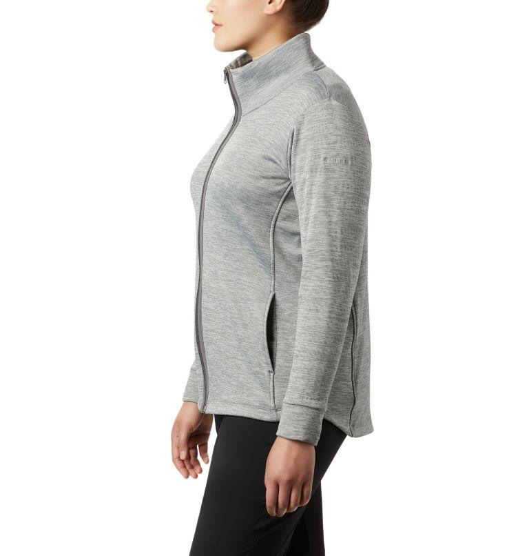 Women's Place to Place™ Fleece Full Zip Fleece - Plus Size Women's Place to Place™ Fleece Full Zip Fleece - Plus Size, a1