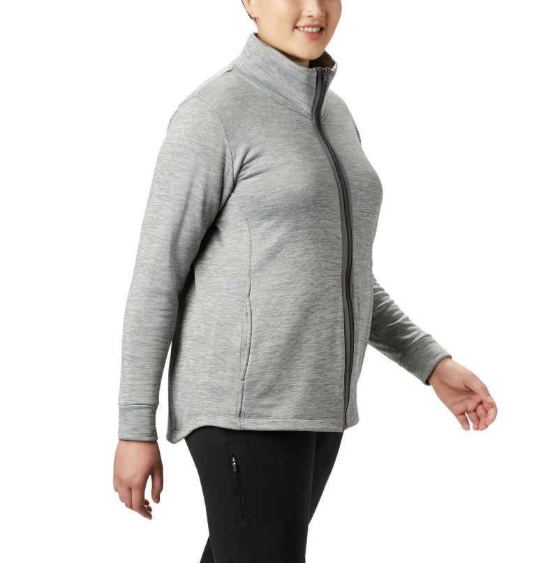 Women's Place to Place™ Fleece Full Zip Fleece - Plus Size Women's Place to Place™ Fleece Full Zip Fleece - Plus Size, a2