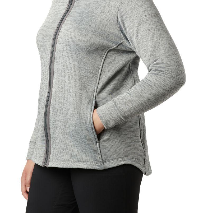Women's Place to Place™ Fleece Full Zip Fleece - Plus Size Women's Place to Place™ Fleece Full Zip Fleece - Plus Size, a3