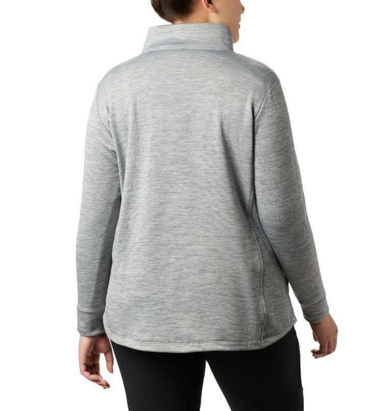 Women's Place to Place™ Fleece Full Zip Fleece - Plus Size Women's Place to Place™ Fleece Full Zip Fleece - Plus Size, back