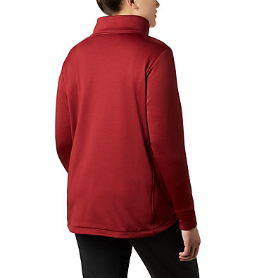 Chandail en laine polaire à fermeture éclair Place to Place™ pour femme Place to Place™ Fleece Full Zi | 023 | 1X, Beet, back