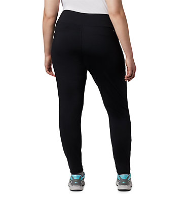 Women's Place to Place™ Highrise Leggings Place to Place™ Highrise Legging | 472 | 1X, Black, back